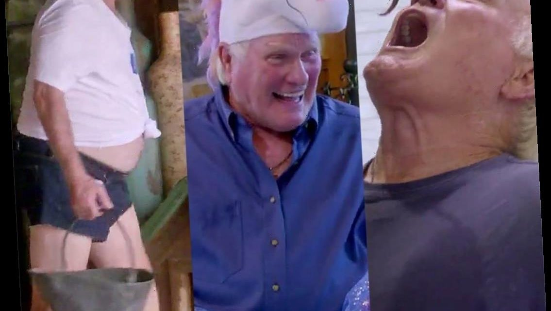 Has Terry Bradshaw Officially Lost It in Quarantine?!