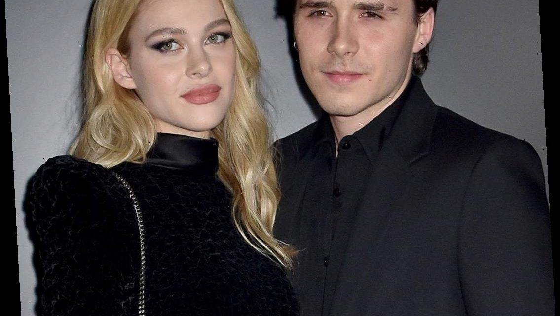 """Brooklyn Beckham Says He """"Can't Wait to Start a Family"""" With Nicola Peltz in Anniversary Tribute"""