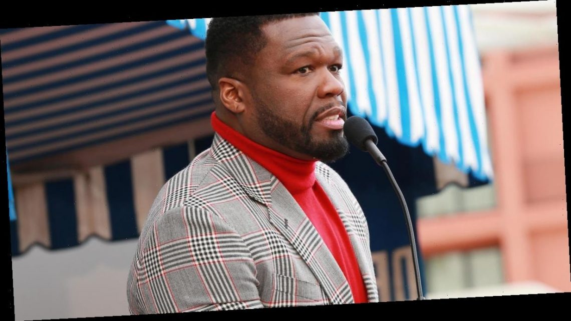 """50 Cent says """"vote for Trump"""" in response to Biden's tax plan"""