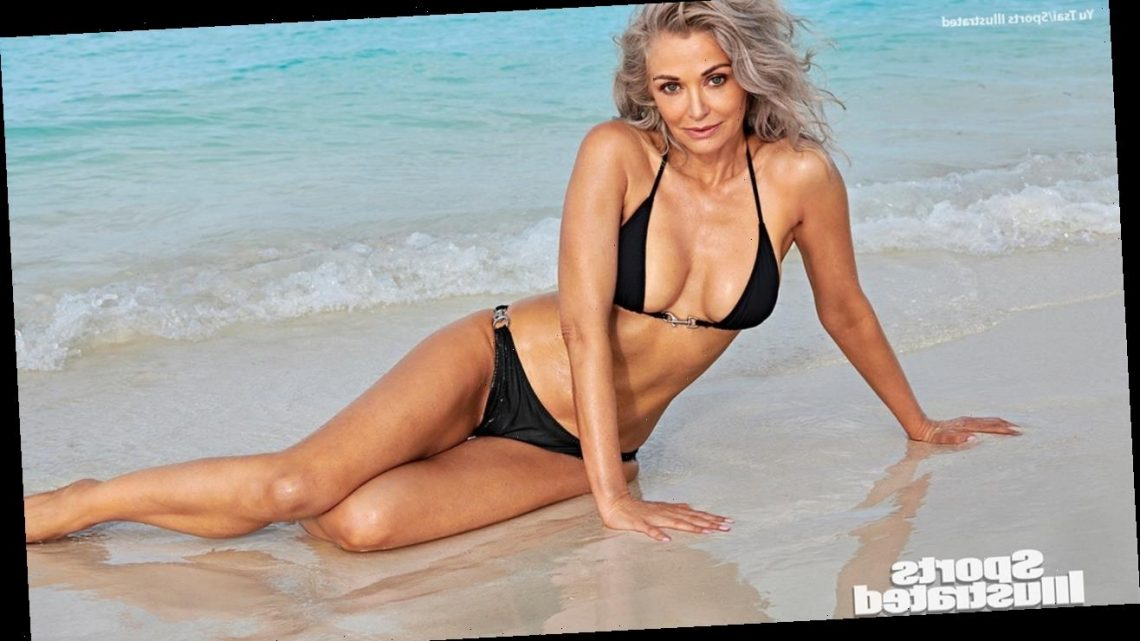 Sports Illustrated Swimsuit model Kathy Jacobs, 56, details surprising fan mail from men: 'It's super sweet'