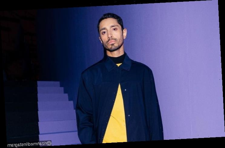 Riz Ahmed Describes Rapping as Form of His 'Therapy'