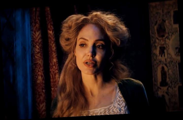 'Come Away' Trailer: Is Angelina Jolie the White Queen in Peter Pan and Alice Crossover Film?