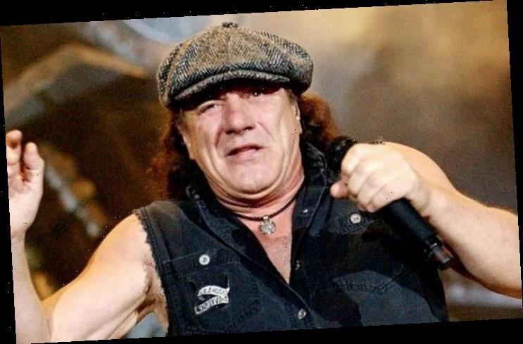 AC/DC's Frontman Reveals His Mom Was WWII Resistance Fighter