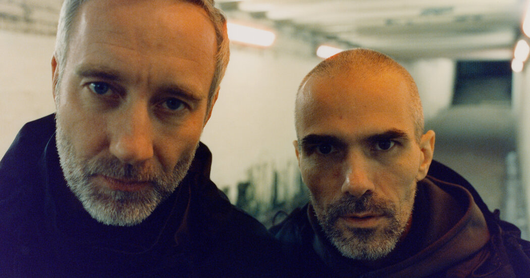Autechre Worked in Isolation for Decades. Now It's Unintentionally Timely.