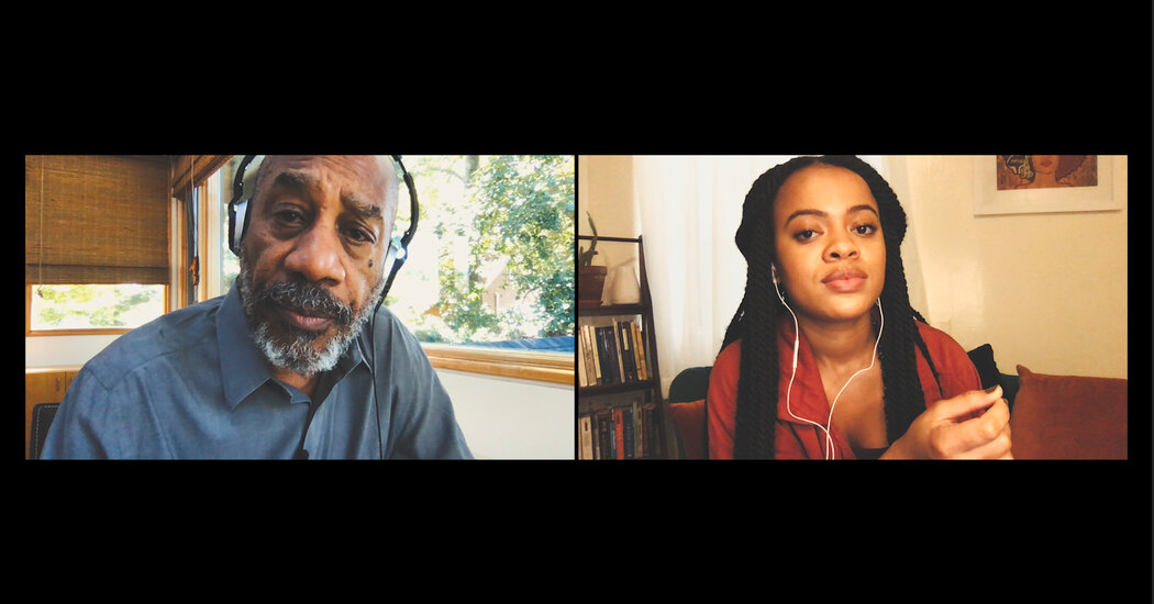 The Sound in Their Ears? Black Thinkers Sharing 'Lessons in Survival'