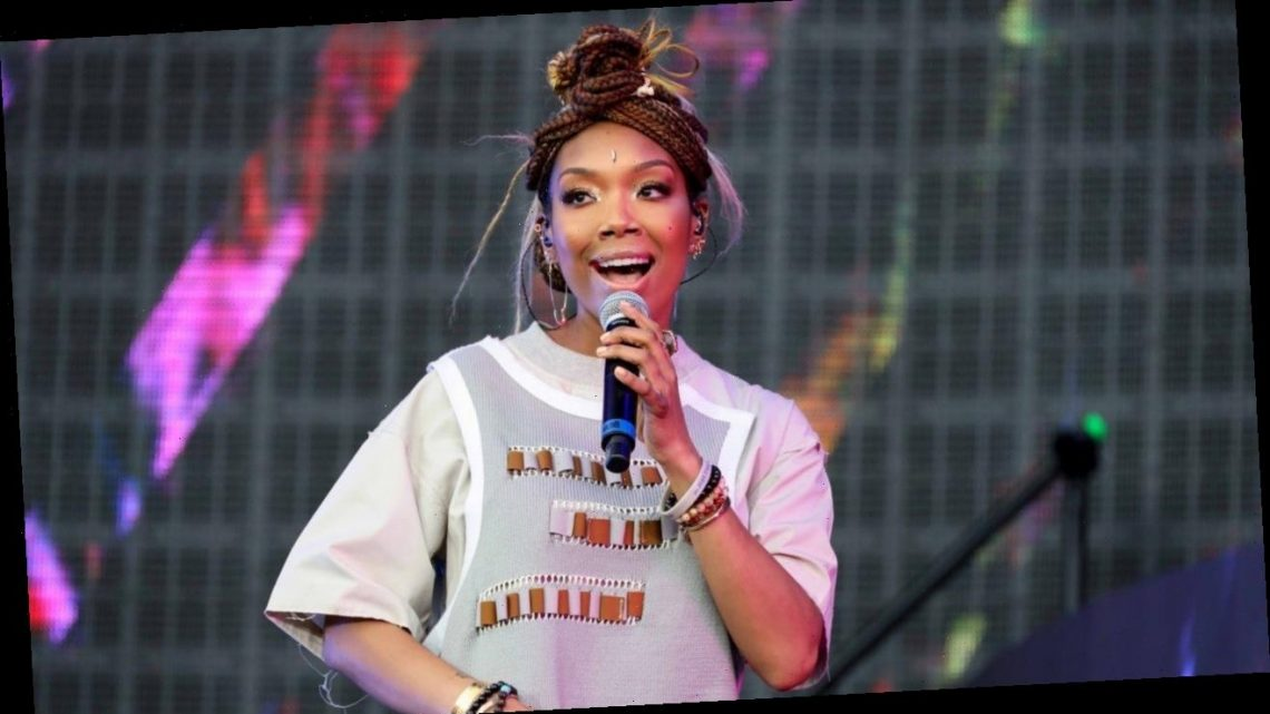 Brandy Makes Her Billboard Music Awards Debut With Throwback Hit