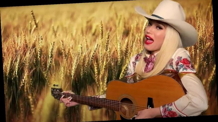 Gwen Stefani Recreates Her Hits as Country Tunes on 'The Tonight Show'