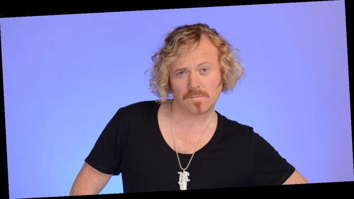 Keith Lemon lookalike rallies behind Trump with hilarious and passionate speech