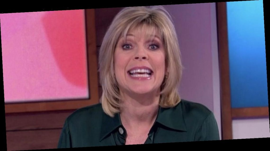 Ruth Langsford apologises as Loose Women vanishes off air in technical nightmare