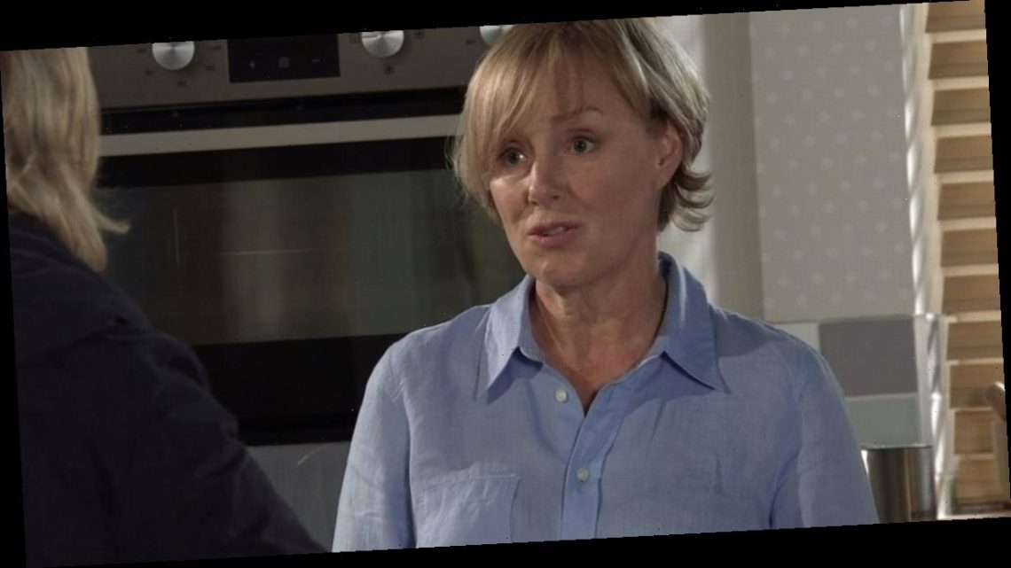 Coronation Street's Sally Webster 'confirms exit' as she puts house up for sale