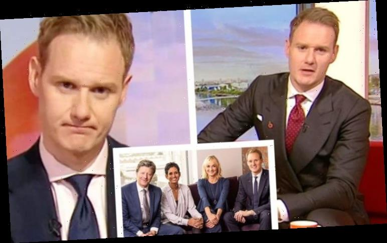 Dan Walker: BBC host sets record straight amid Remembrance Poppy criticism 'Who told you?'