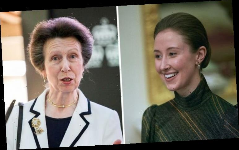 The Crown issued devastating blow as royal expert queries Princess Anne snub