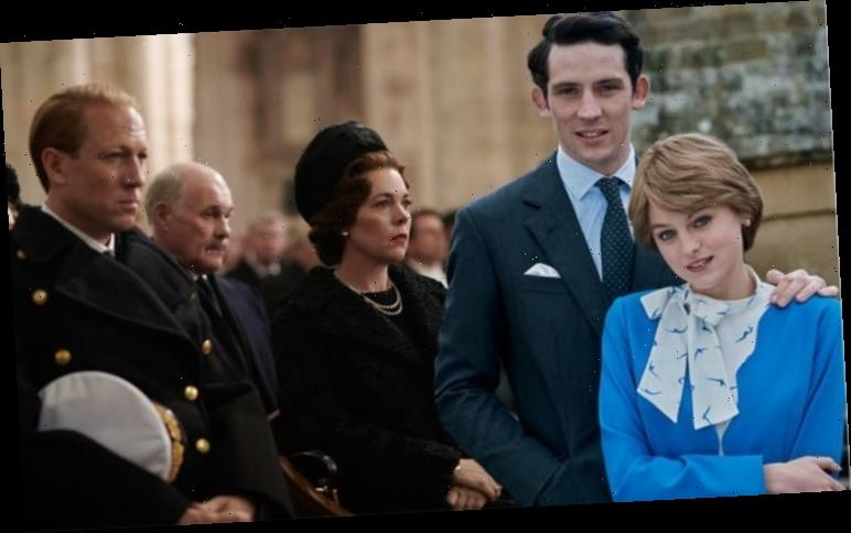 The Crown cast 'try not to think about' what royal family think of series 'It's so tricky'