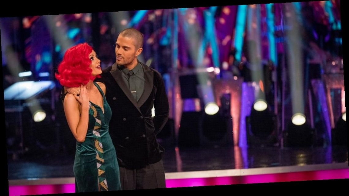 Max George is axed from Strictly Come Dancing in shock elimination against Maisie Smith