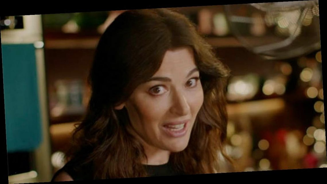 Nigella Lawson's banana skin curry trolled as being 'biggest WTF moment of 2020'