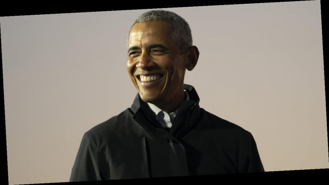 """Barack Obama Compiled a Playlist to Go With His New Memoir, and Yes, """"Michelle"""" Is on It"""
