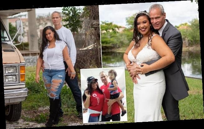 Woman, 29, horrifies her family by marrying a man 30 YEARS her senior