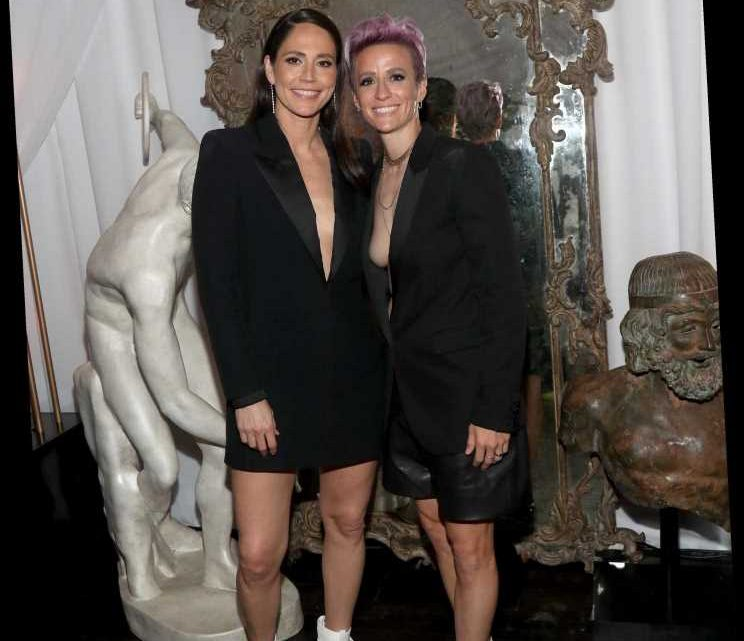 Megan Rapinoe Opens Up About Her 'Sweet,' 'Spontaneous' Engagement To Sue Bird