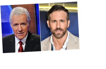 Ryan Reynolds Opens Up About His Last Phone Call With Alex Trebek