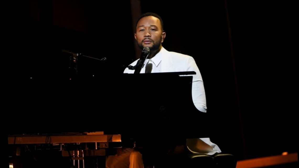 John Legend's Quotes About Dealing With The Loss Of Baby Jack Are So Moving