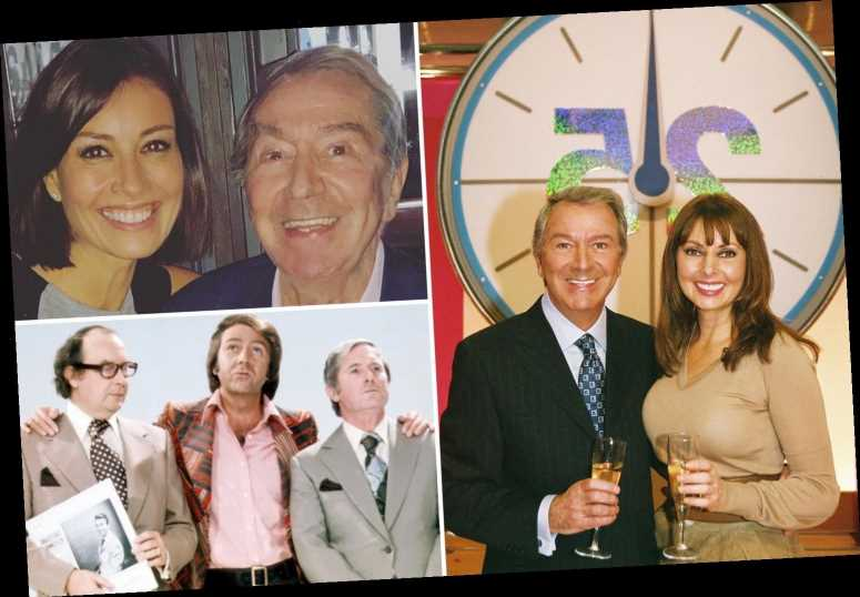 Des O'Connor was the ultimate entertainer as a comic, singer, dancer and host across six decades