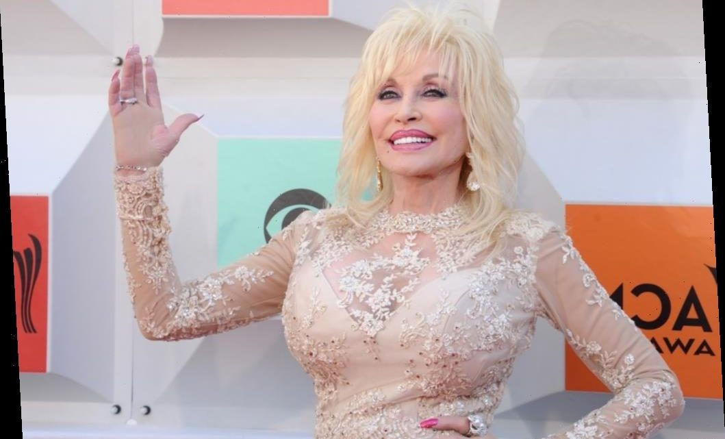 Dolly Parton Said She's Had 'Clothes Bust Apart' While Performing: 'I Wear My Clothes Awfully Tight'