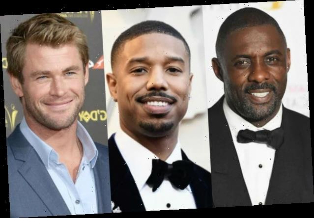 All 35 of People's Sexiest Man Alive Choices, Including Michael B Jordan
