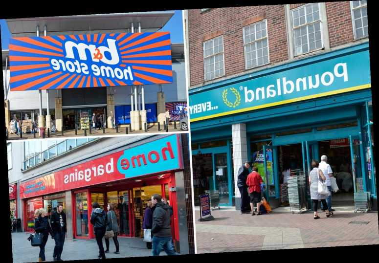 Which shops ARE open today? From B&M to Home Bargains, here's the full list
