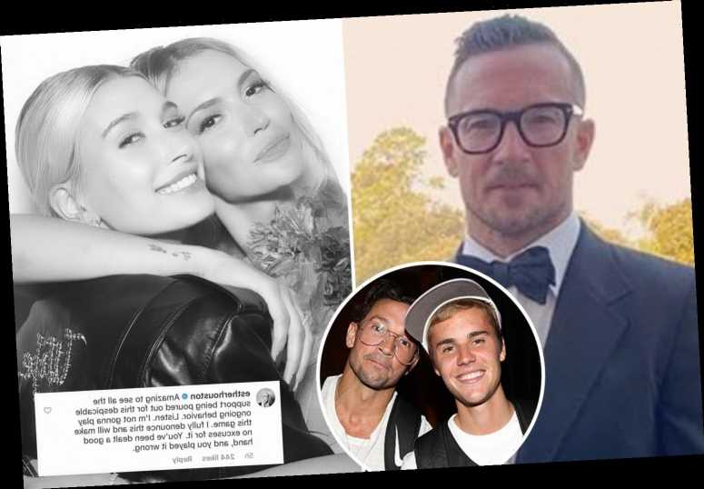 Carl Lentz's affair scandal gets ugly as church founder's daughter-in-law slams Bieber's cheating pastor as 'despicable'