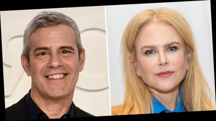 Nicole Kidman Asks Andy Cohen About The Undoing's Grace Being a Real Housewife