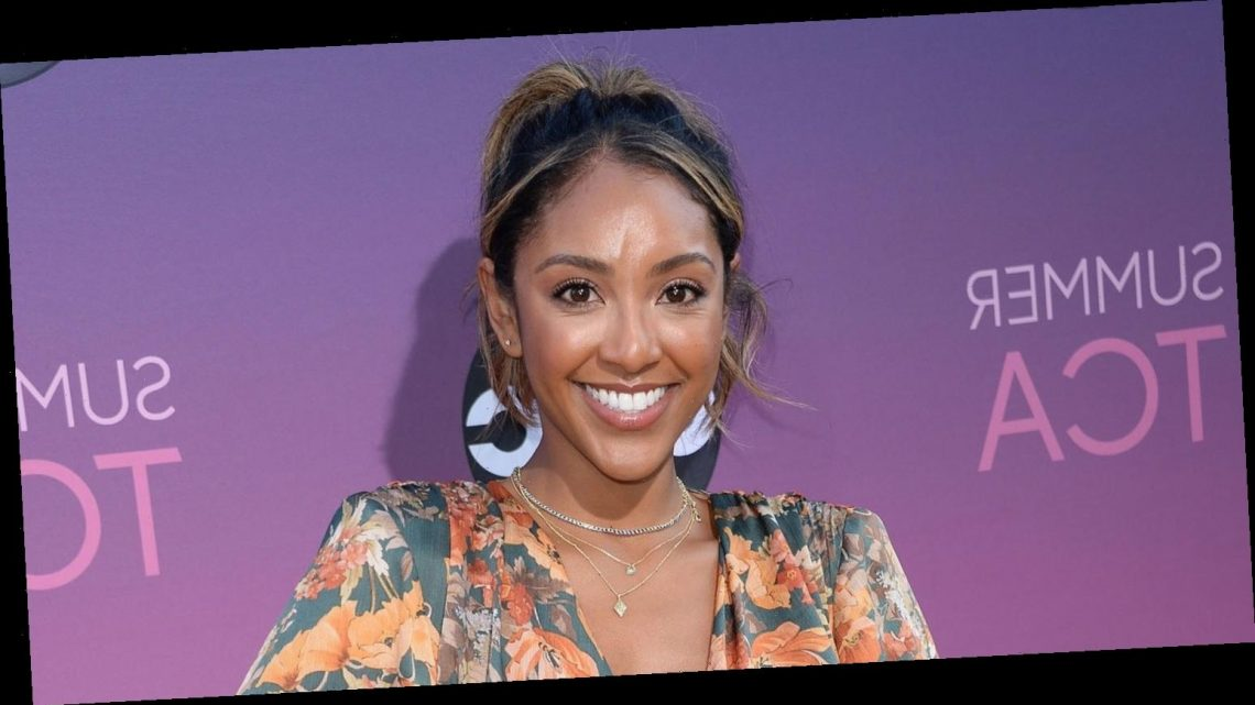 Tayshia Adams Teases Her 'Bachelorette' Journey: 'The Guys Are Really Hot'