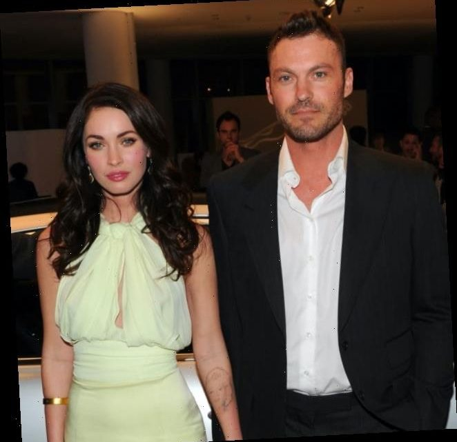 Megan Fox Calls Out Brian Austin Green for Halloween Photo: How Dare You Expose Our Kid?!?