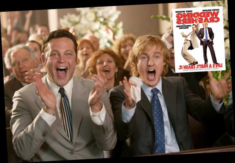 The Wedding Crashers' Vince Vaughn reveals plans for epic sequel with Owen Wilson and original director