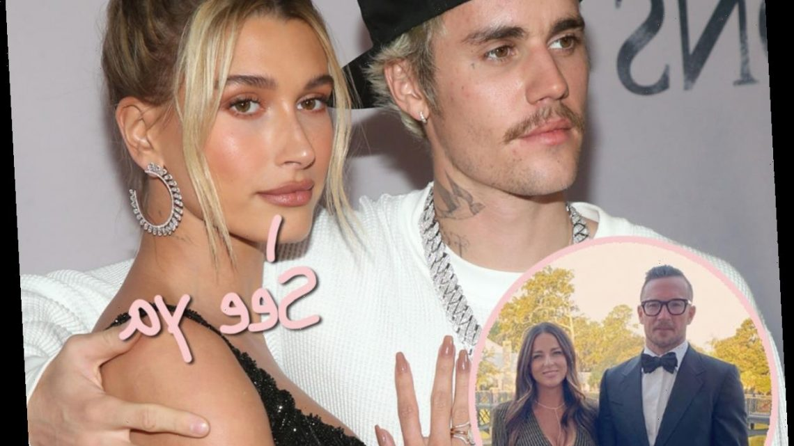 Justin & Hailey Bieber Unfollow Former Spiritual Advisor Carl Lentz After Bombshell Affair Admission
