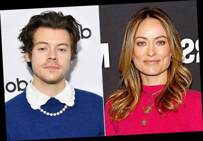 Olivia Wilde Admits She 'Did a Little Victory Dance' When Harry Styles Joined Her New Movie