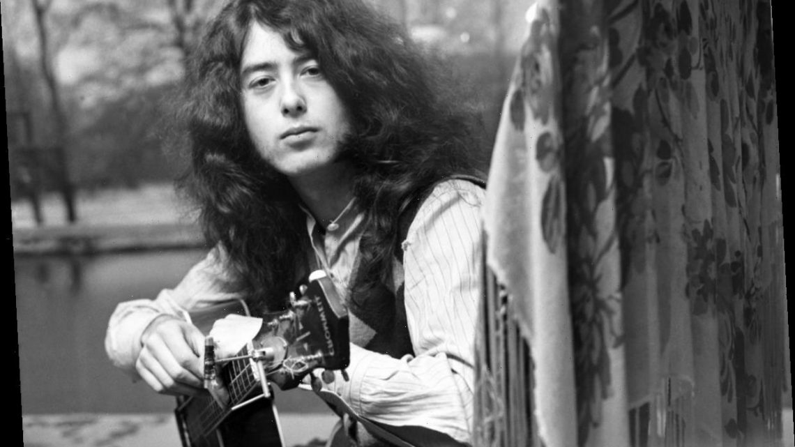 What Jimmy Page Said Separated Led Zeppelin From The Beatles and Other Bands