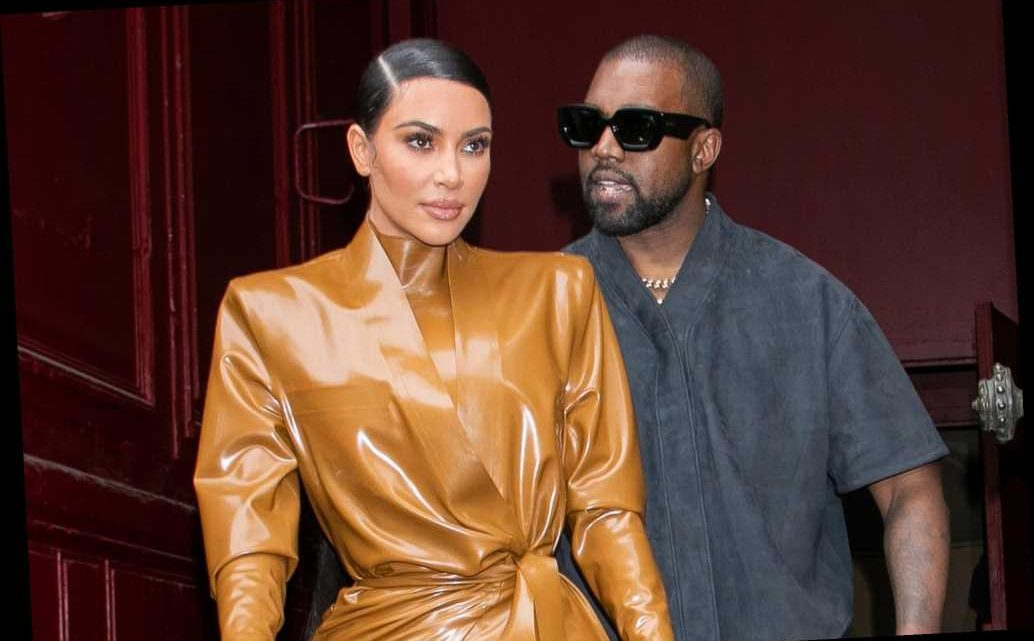 Kim Kardashian voted, but fans demand to know if it was for Kanye West