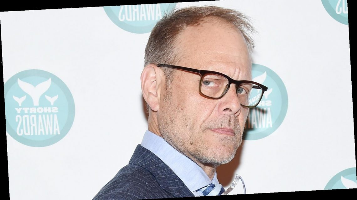 The internet is upset with Alton Brown for his post-election comments