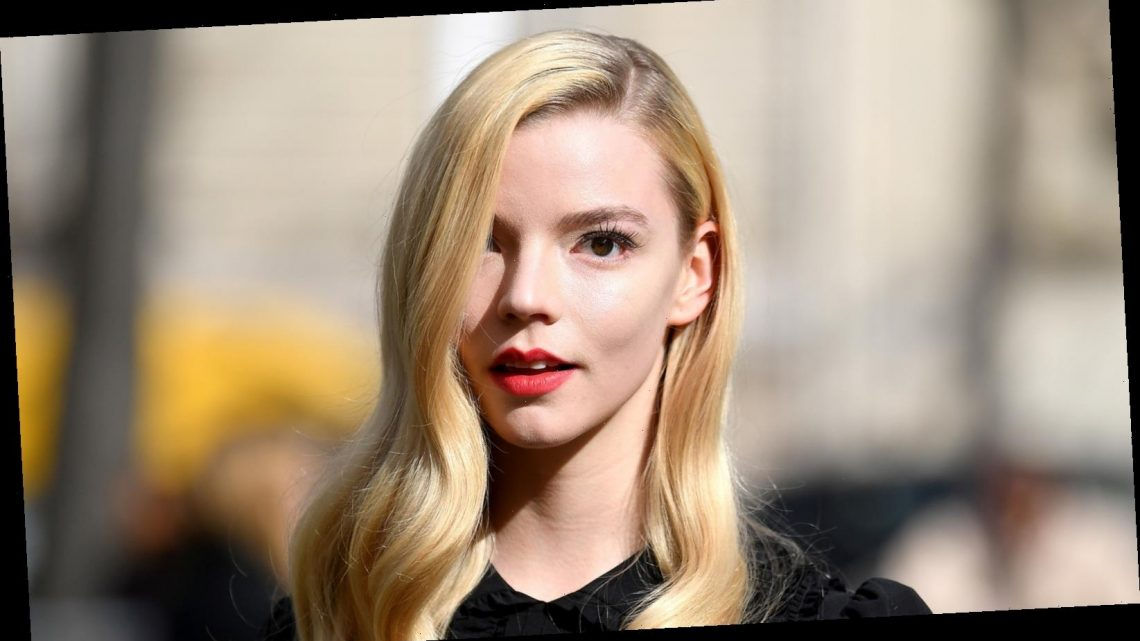 The strange way Anya Taylor-Joy was first discovered