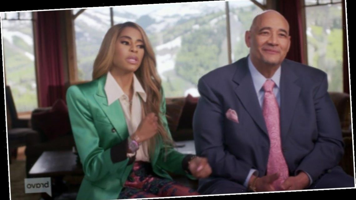 Mary Cosby tells Teresa Giudice she's not ashamed to be married her step-grandfather