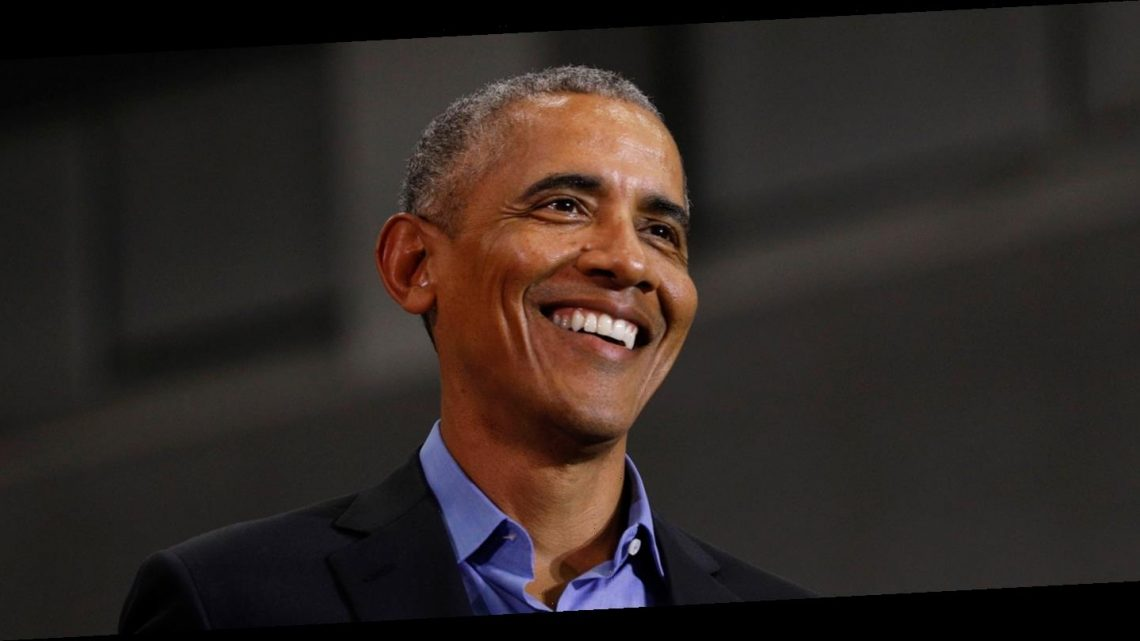 Barack Obama Picks This Star to Play Him in Potential Biopic