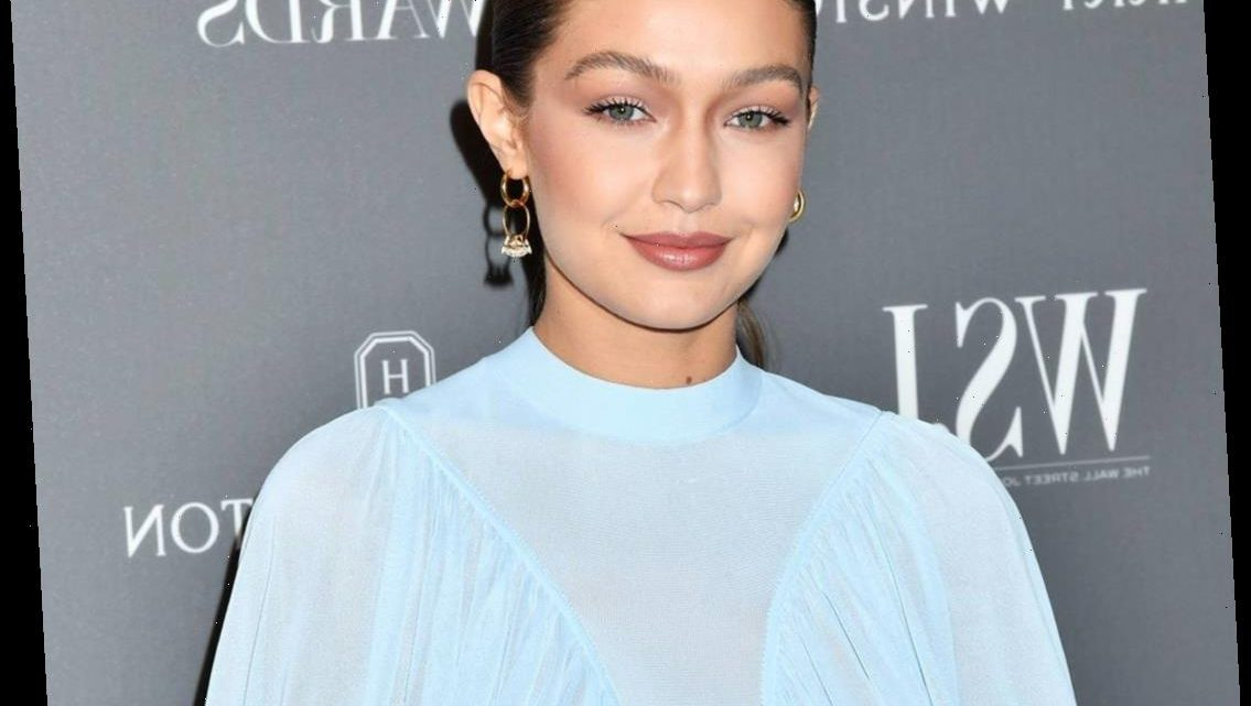 Gigi Hadid Is in Full Mommy Mode in New Selfie With Baby Girl