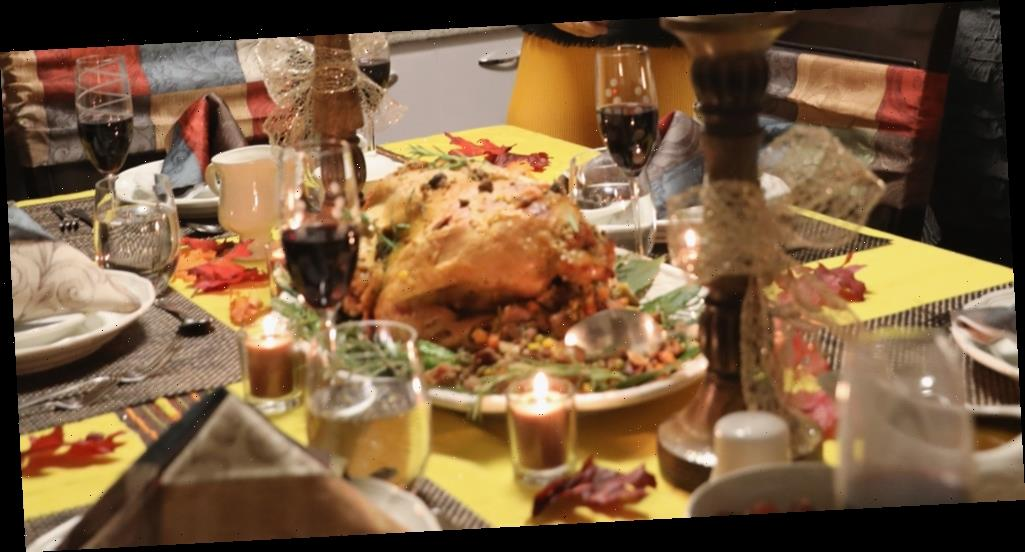 The CDC Is Urging Americans to Stay Home for Thanksgiving