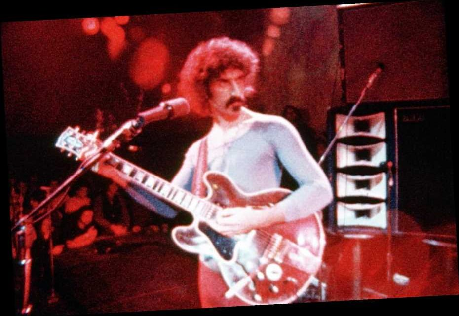 'Zappa' Review: A Modernist Mozart Who Happened to Be a Rock Star