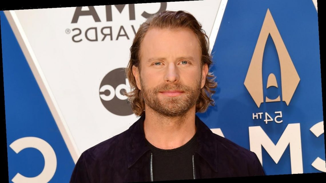 Dierks Bentley's hair at CMA Awards leads to viewers comparing him to 'Walking Dead' character Rick Grimes