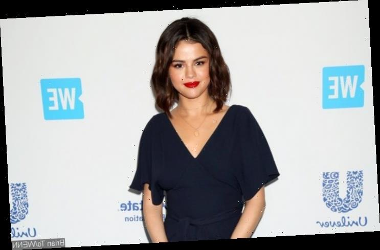 Selena Gomez's IV Was Vitamin Drip After Sparking Concerns About Her Health