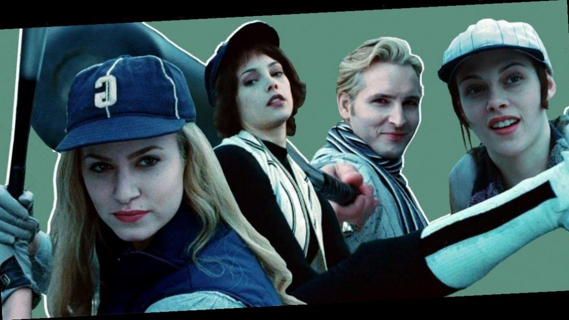 A deep dive into the iconic baseball scene from 'Twilight' with the cast and crew, 12 years later