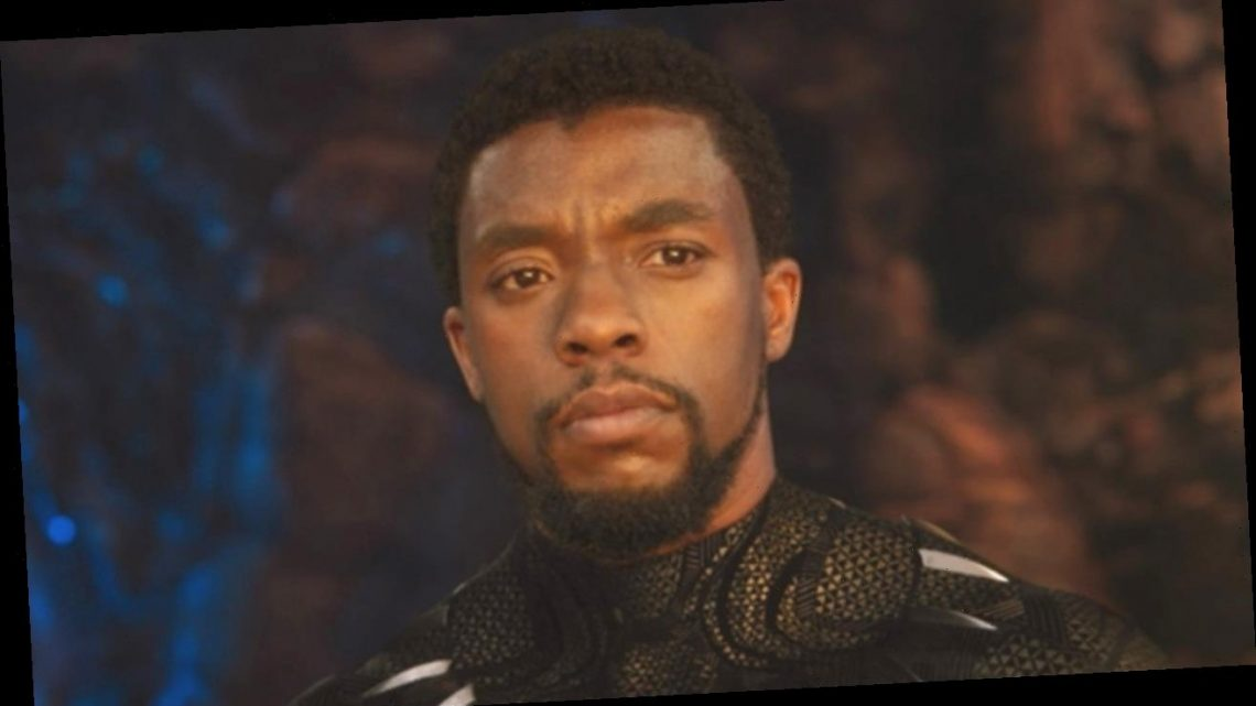 Chadwick Boseman Honored With New Montage Opening in 'Black Panther'