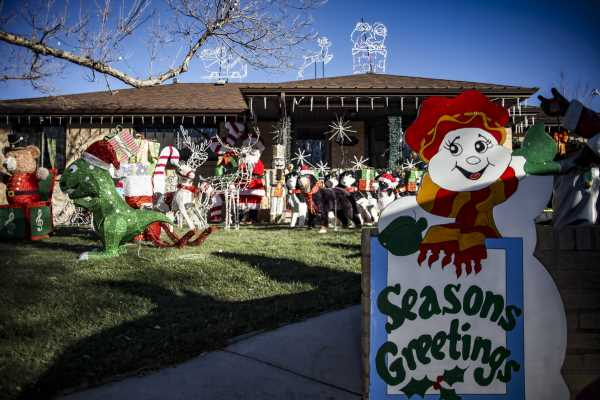 Why people are putting up Christmas decorations early in 2020