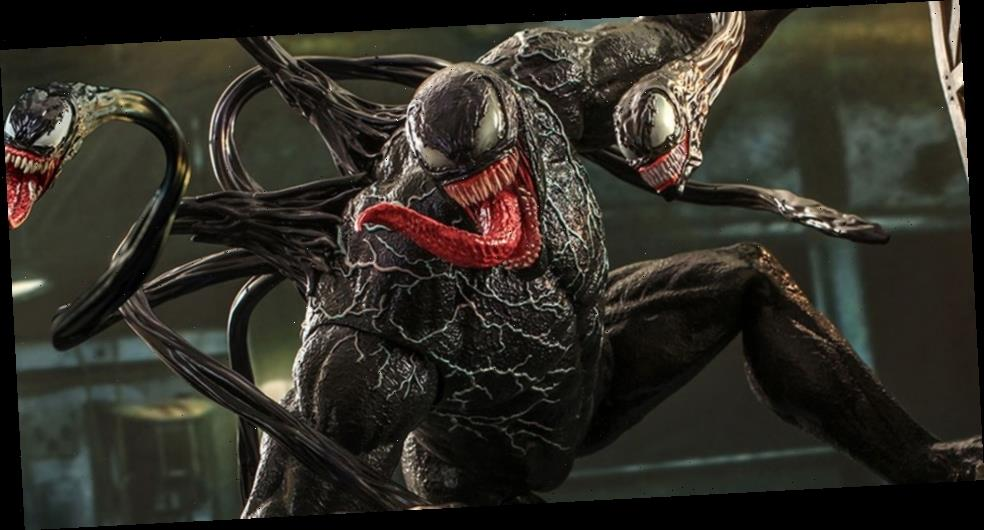Hot Toys Releases Menacing 1:6-Scale Venom Figure